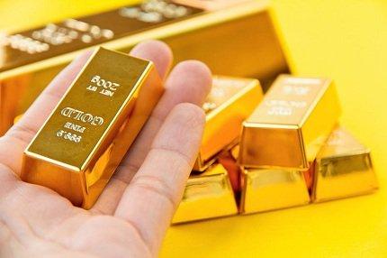 ОМС можно конвертировать в реальный слиток золота
