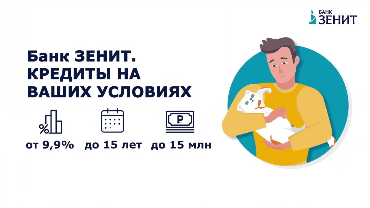 Оформить займ в МФО Банк Зенит кредит Москва