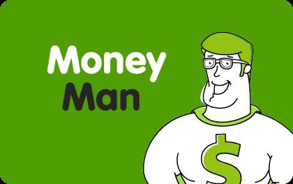 Оформить займ в МФО MoneyMan Удачный