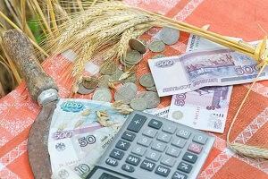 Кредит на сельское хозяйство