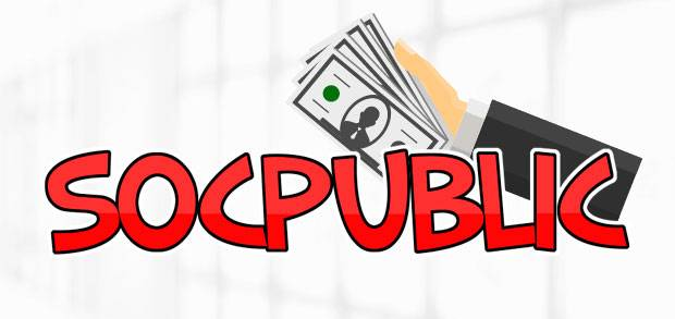 Заработок на заданиях в SocPublic: сотни рублей в день